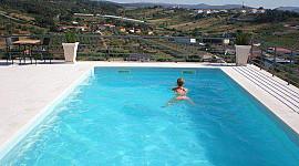 Zwembad groot
