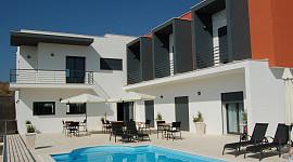Luxe design villa portugal
