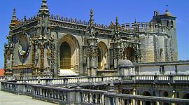 Convento van Tomar