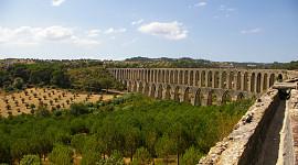Aquaduct bij Tomar