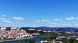 Coimbra universiteitsstad